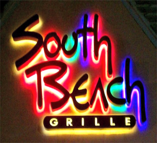 South Beach Grille in Fort Myers Beach Florida