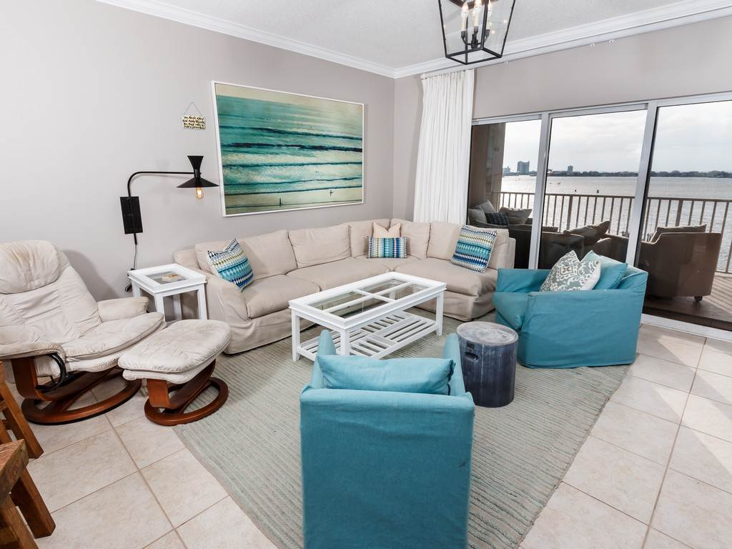 South Harbour 04C Condo rental in South Harbour ~ Pensacola Beach Vacation Rentals by BeachGuide in Pensacola Beach Florida - #1