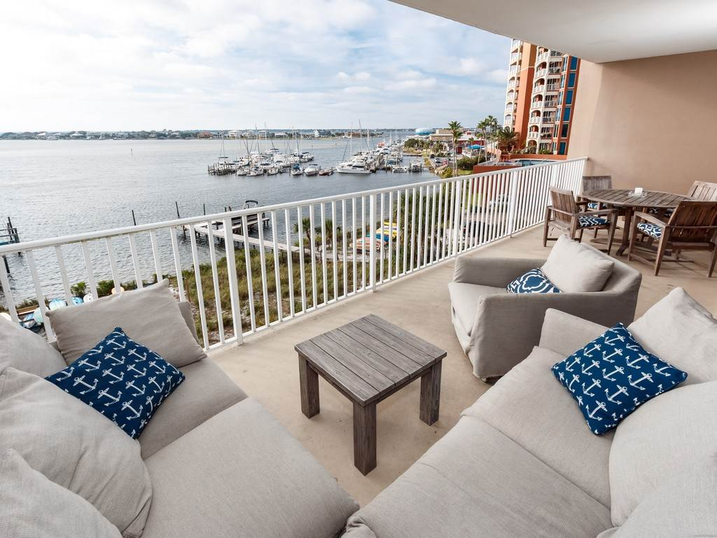 South Harbour 04C Condo rental in South Harbour ~ Pensacola Beach Vacation Rentals by BeachGuide in Pensacola Beach Florida - #3