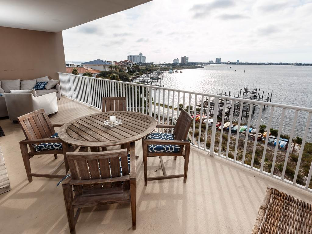 South Harbour 04C Condo rental in South Harbour ~ Pensacola Beach Vacation Rentals by BeachGuide in Pensacola Beach Florida - #4