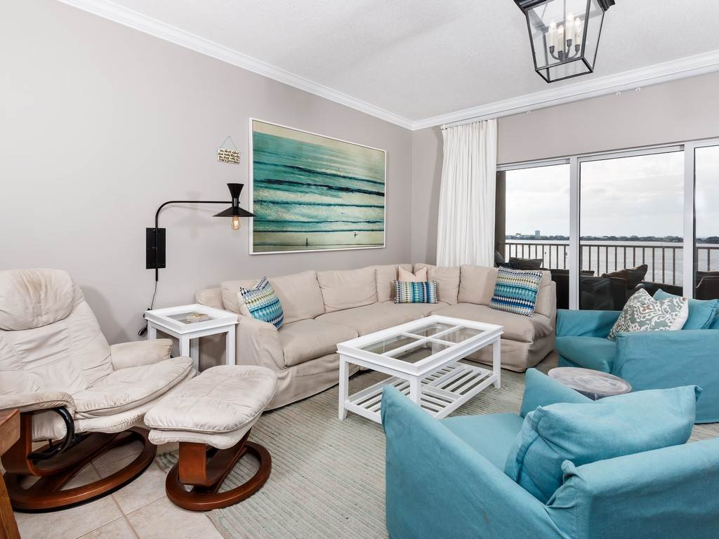 South Harbour 04C Condo rental in South Harbour ~ Pensacola Beach Vacation Rentals by BeachGuide in Pensacola Beach Florida - #27