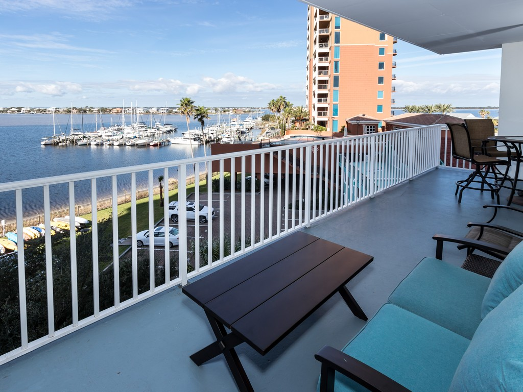 South Harbour 04F Condo rental in South Harbour ~ Pensacola Beach Vacation Rentals by BeachGuide in Pensacola Beach Florida - #2