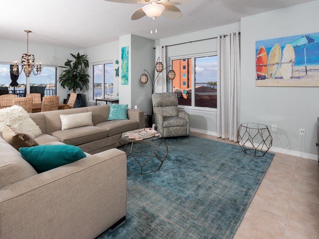 South Harbour 04F Condo rental in South Harbour ~ Pensacola Beach Vacation Rentals by BeachGuide in Pensacola Beach Florida - #9