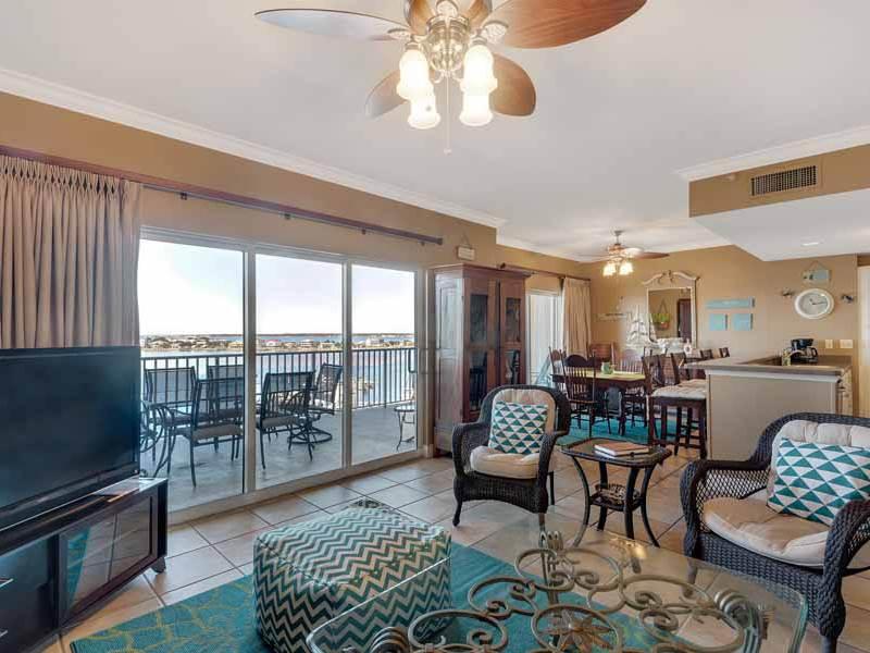 South Harbour 07B Condo rental in South Harbour ~ Pensacola Beach Vacation Rentals by BeachGuide in Pensacola Beach Florida - #2