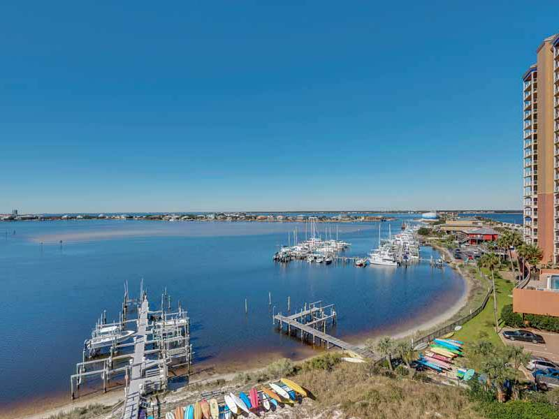 South Harbour 07B Condo rental in South Harbour ~ Pensacola Beach Vacation Rentals by BeachGuide in Pensacola Beach Florida - #21