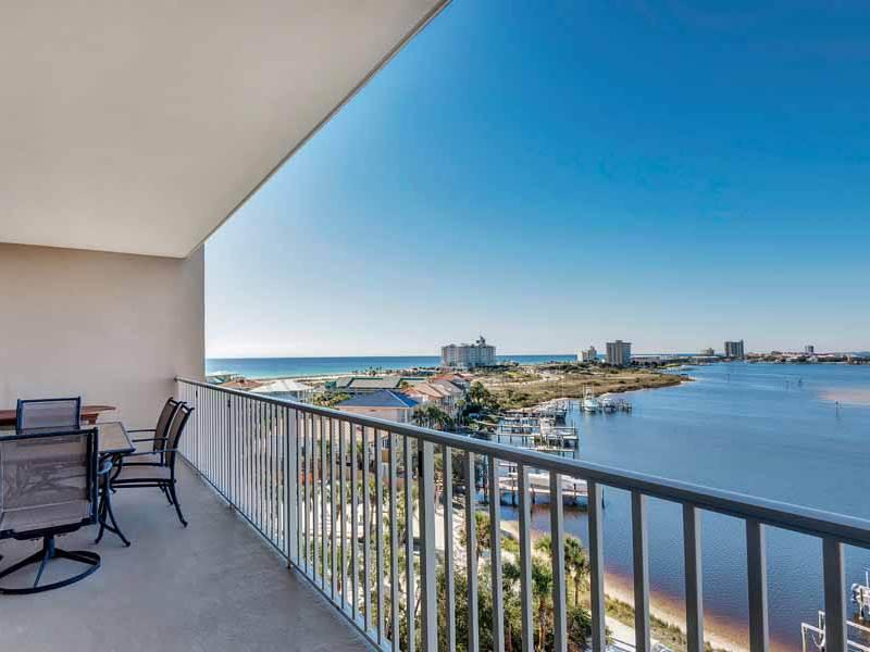 South Harbour 07B Condo rental in South Harbour ~ Pensacola Beach Vacation Rentals by BeachGuide in Pensacola Beach Florida - #22