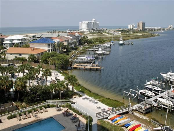 South Harbour 07D Condo rental in South Harbour ~ Pensacola Beach Vacation Rentals by BeachGuide in Pensacola Beach Florida - #17