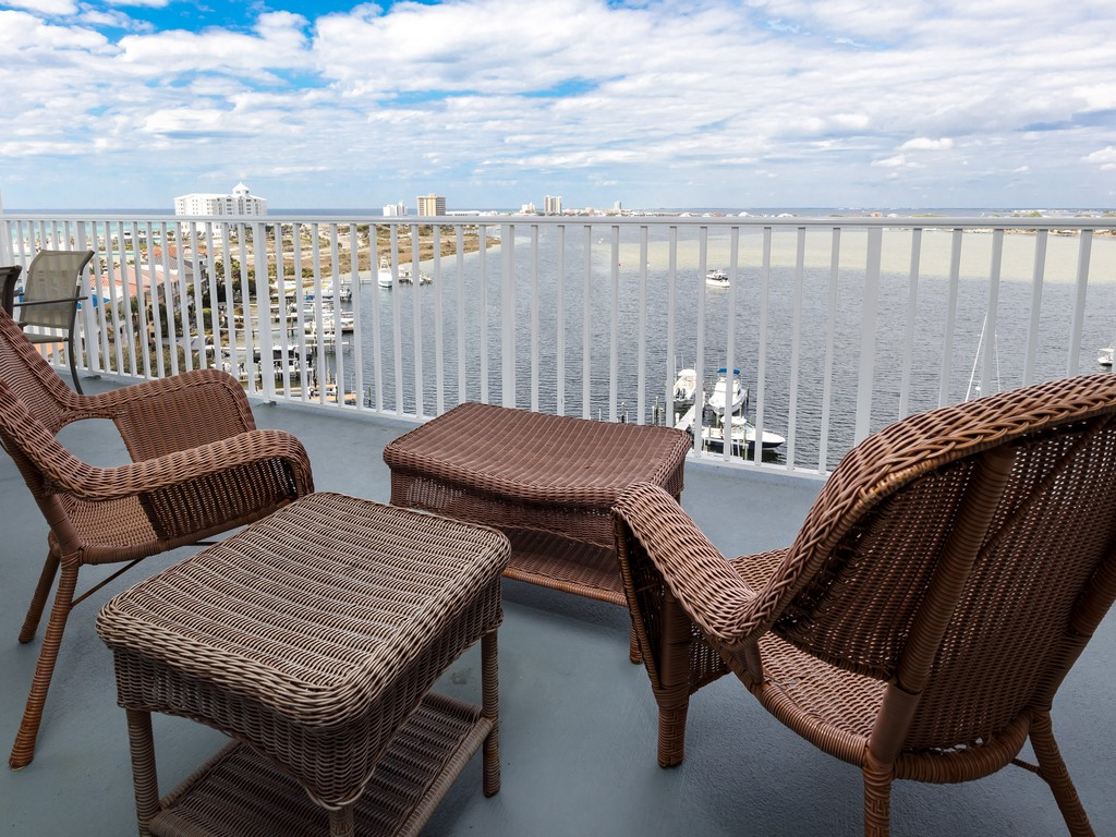 South Harbour 08C Condo rental in South Harbour ~ Pensacola Beach Vacation Rentals by BeachGuide in Pensacola Beach Florida - #3