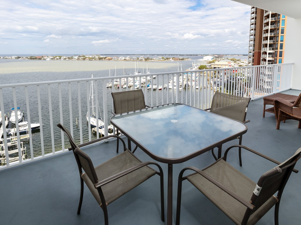South Harbour 08C Condo rental in South Harbour ~ Pensacola Beach Vacation Rentals by BeachGuide in Pensacola Beach Florida - #4