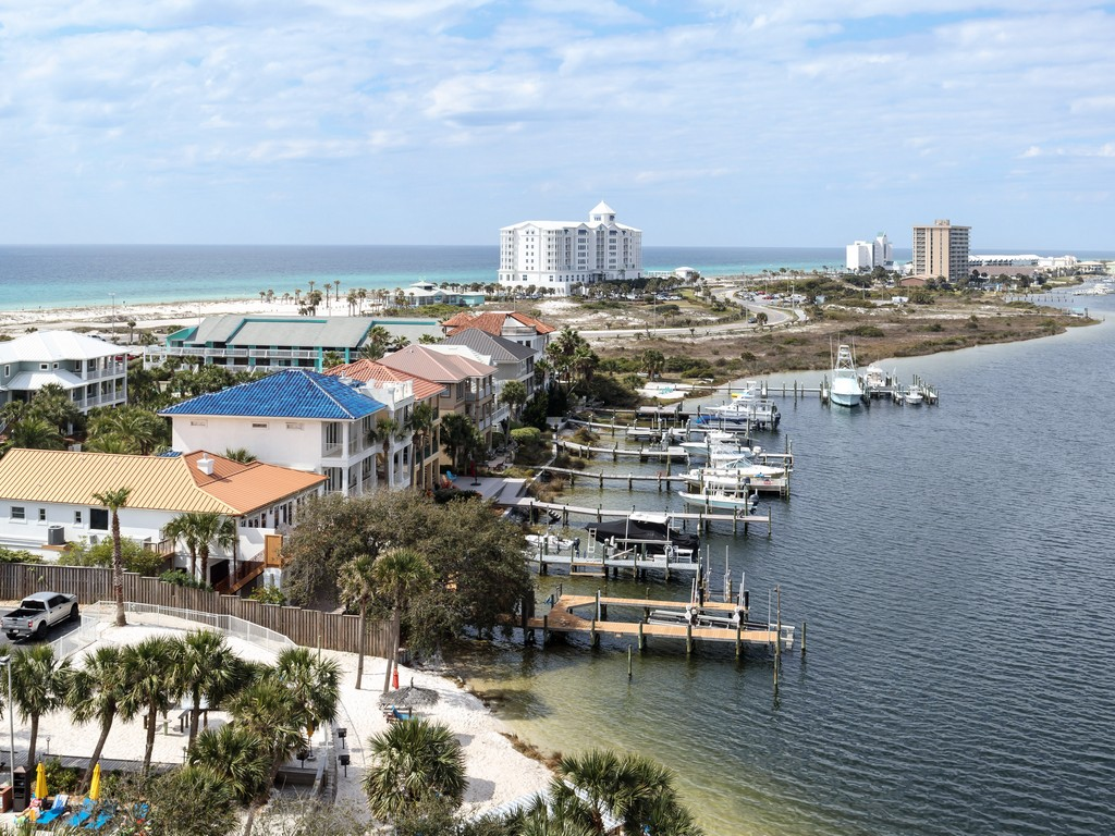 South Harbour 08C Condo rental in South Harbour ~ Pensacola Beach Vacation Rentals by BeachGuide in Pensacola Beach Florida - #7