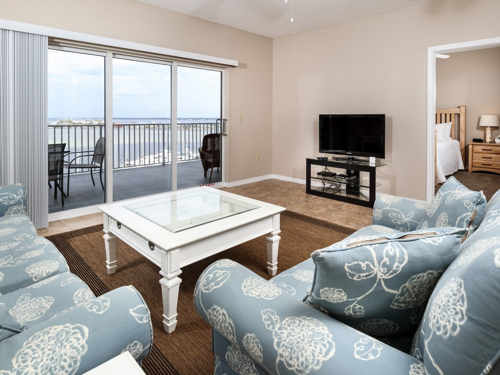 South Harbour 08C Condo rental in South Harbour ~ Pensacola Beach Vacation Rentals by BeachGuide in Pensacola Beach Florida - #10