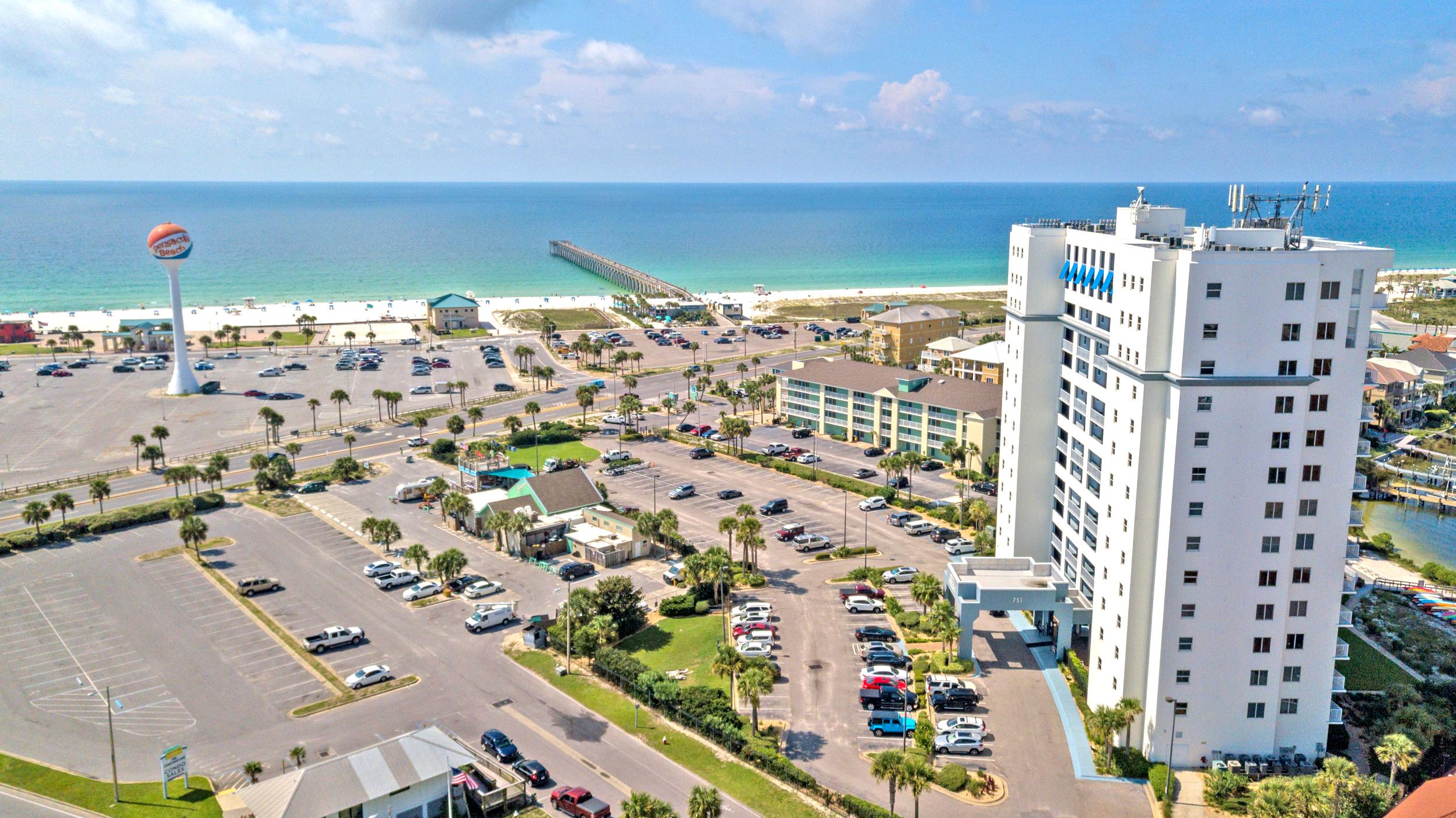 South Harbour #7E Condo rental in South Harbour ~ Pensacola Beach Vacation Rentals by BeachGuide in Pensacola Beach Florida - #1