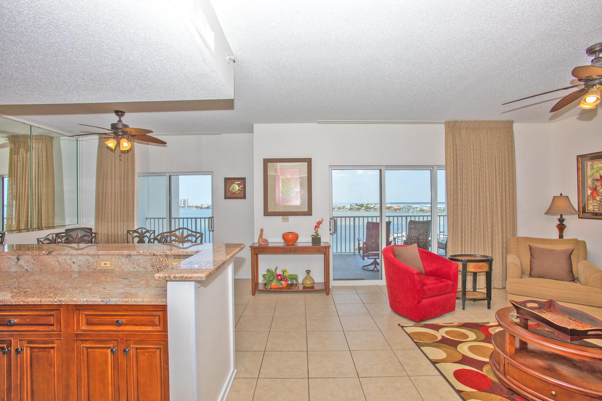 South Harbour #7E Condo rental in South Harbour ~ Pensacola Beach Vacation Rentals by BeachGuide in Pensacola Beach Florida - #10