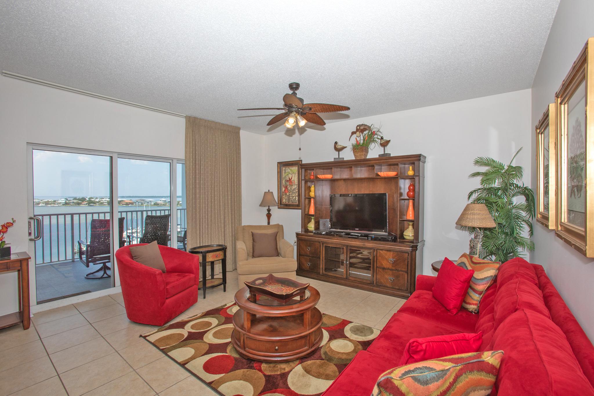 South Harbour #7E Condo rental in South Harbour ~ Pensacola Beach Vacation Rentals by BeachGuide in Pensacola Beach Florida - #14