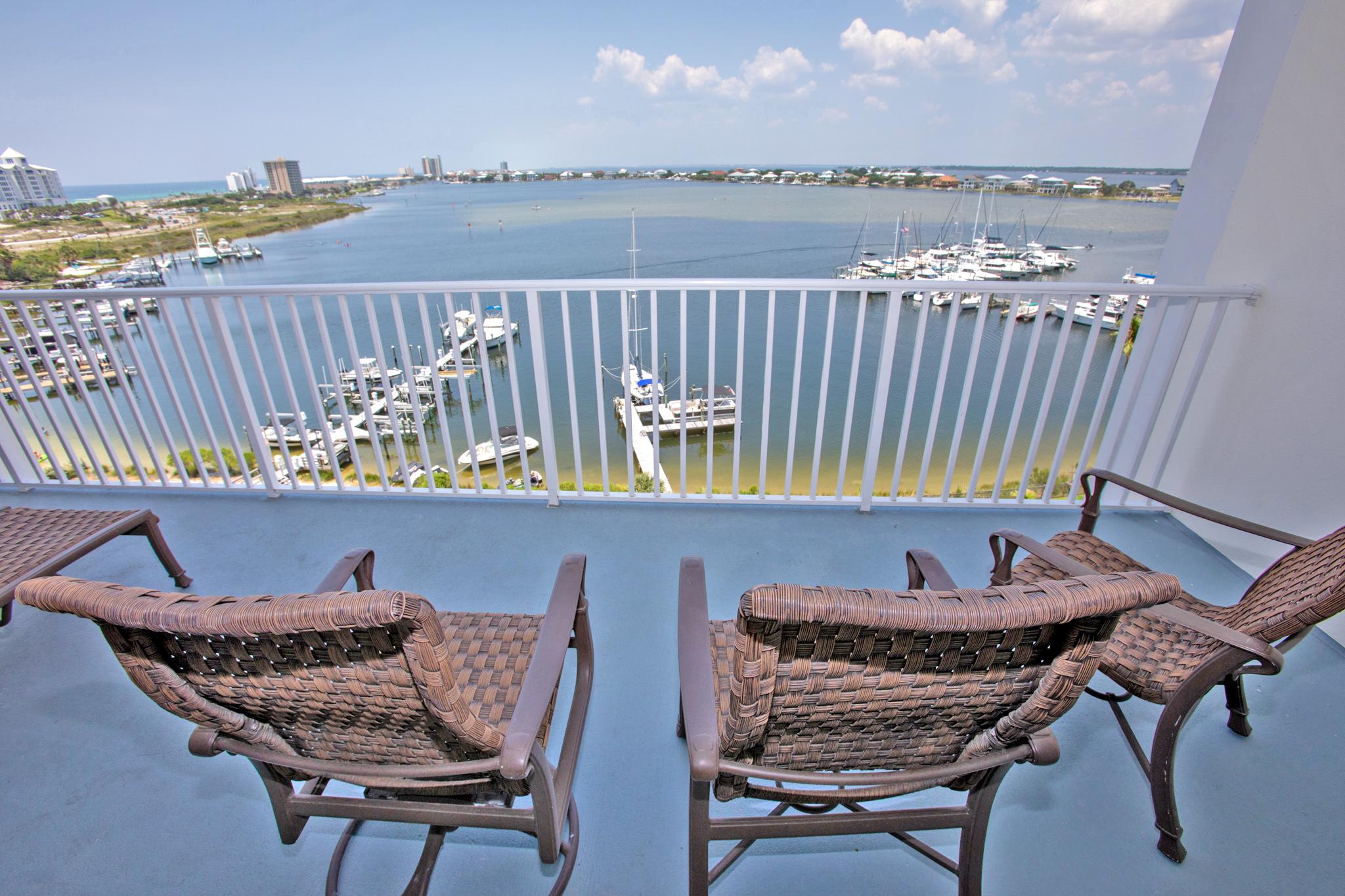 South Harbour #7E Condo rental in South Harbour ~ Pensacola Beach Vacation Rentals by BeachGuide in Pensacola Beach Florida - #18