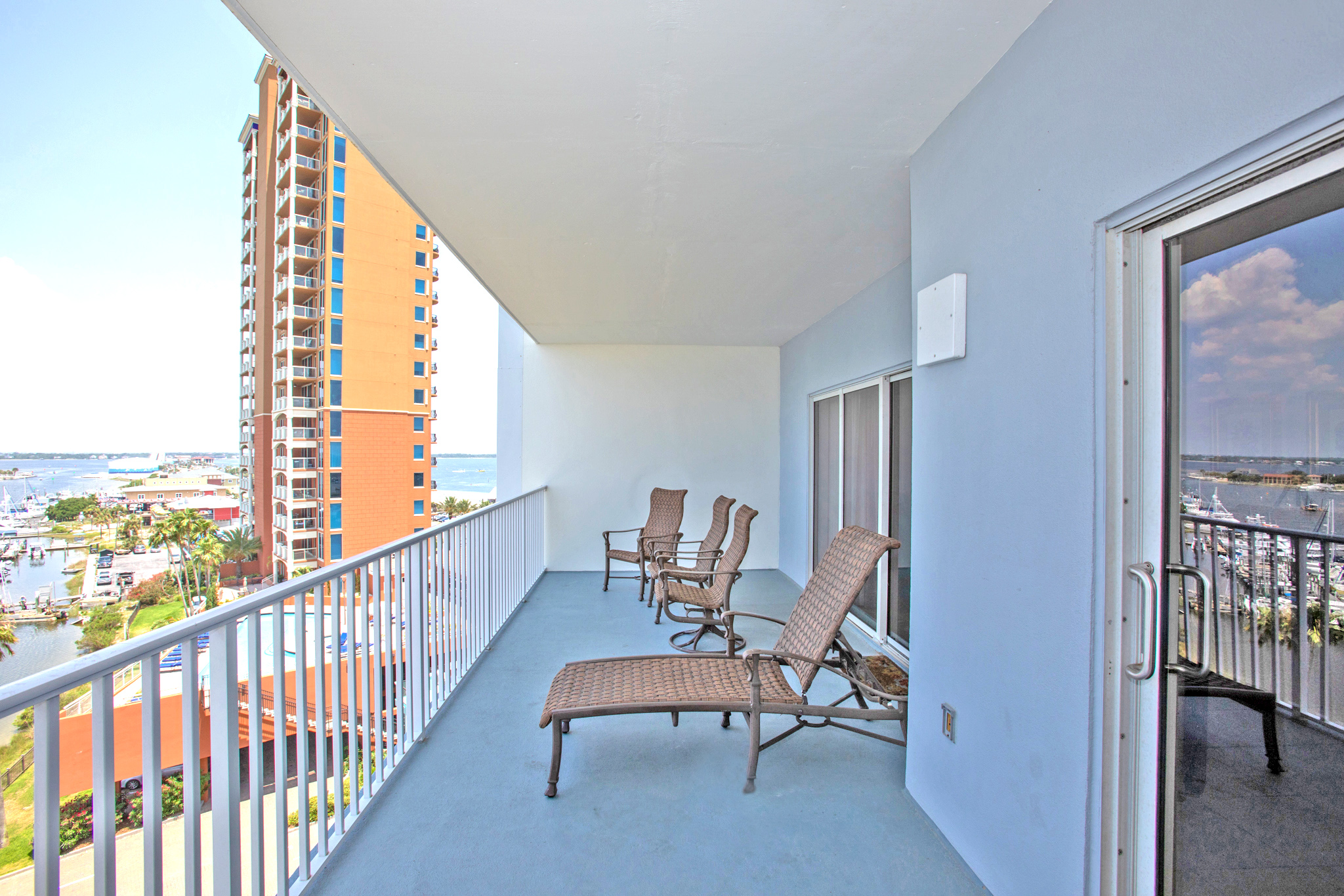 South Harbour #7E Condo rental in South Harbour ~ Pensacola Beach Vacation Rentals by BeachGuide in Pensacola Beach Florida - #19