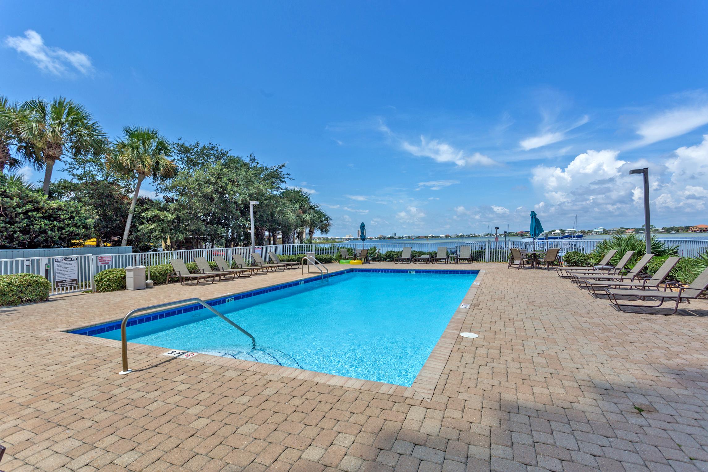 South Harbour #7E Condo rental in South Harbour ~ Pensacola Beach Vacation Rentals by BeachGuide in Pensacola Beach Florida - #21