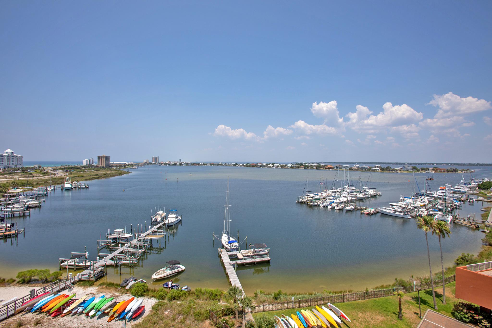 South Harbour #7E Condo rental in South Harbour ~ Pensacola Beach Vacation Rentals by BeachGuide in Pensacola Beach Florida - #22