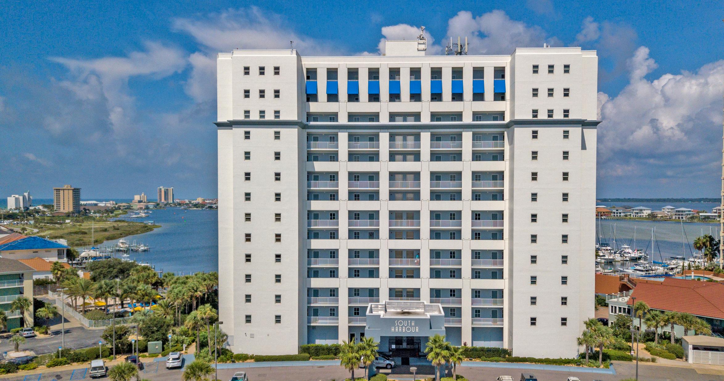South Harbour #7E Condo rental in South Harbour ~ Pensacola Beach Vacation Rentals by BeachGuide in Pensacola Beach Florida - #25