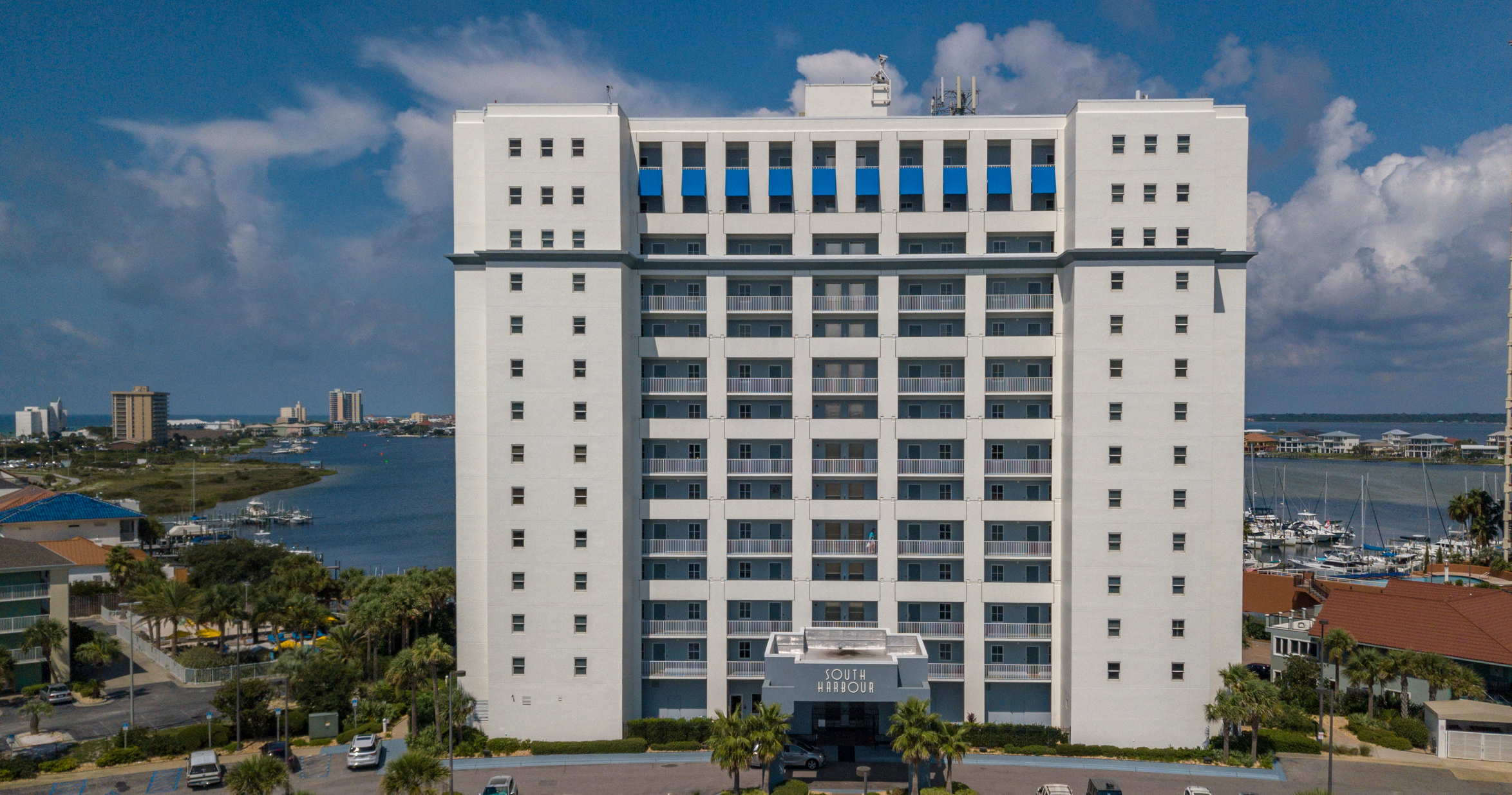 South Harbour #9F Condo rental in South Harbour ~ Pensacola Beach Vacation Rentals by BeachGuide in Pensacola Beach Florida - #1
