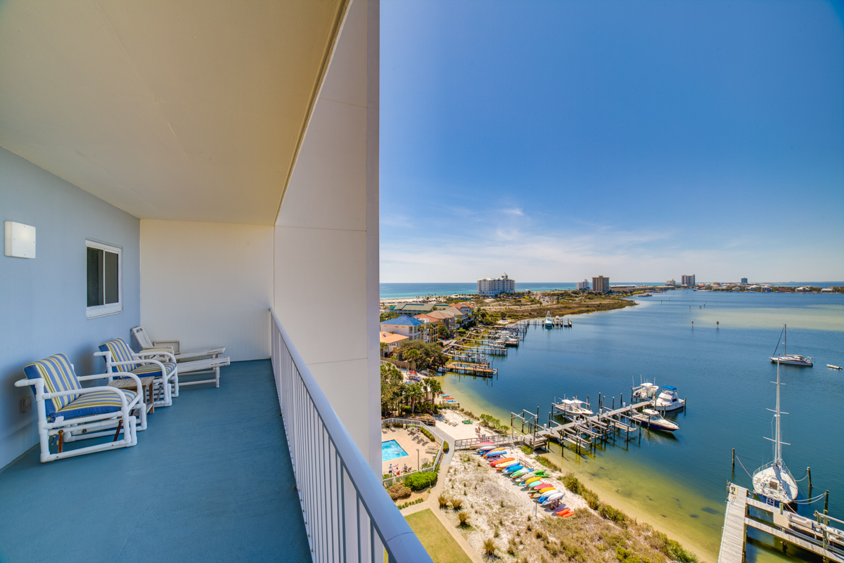 South Harbour #9F Condo rental in South Harbour ~ Pensacola Beach Vacation Rentals by BeachGuide in Pensacola Beach Florida - #2