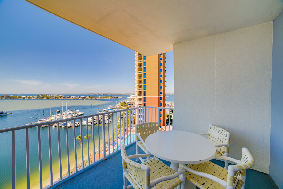 South Harbour #9F Condo rental in South Harbour ~ Pensacola Beach Vacation Rentals by BeachGuide in Pensacola Beach Florida - #4
