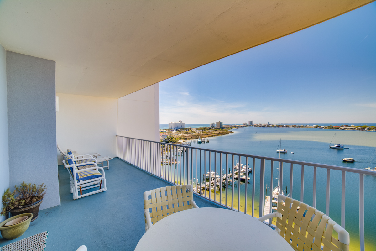 South Harbour #9F Condo rental in South Harbour ~ Pensacola Beach Vacation Rentals by BeachGuide in Pensacola Beach Florida - #5