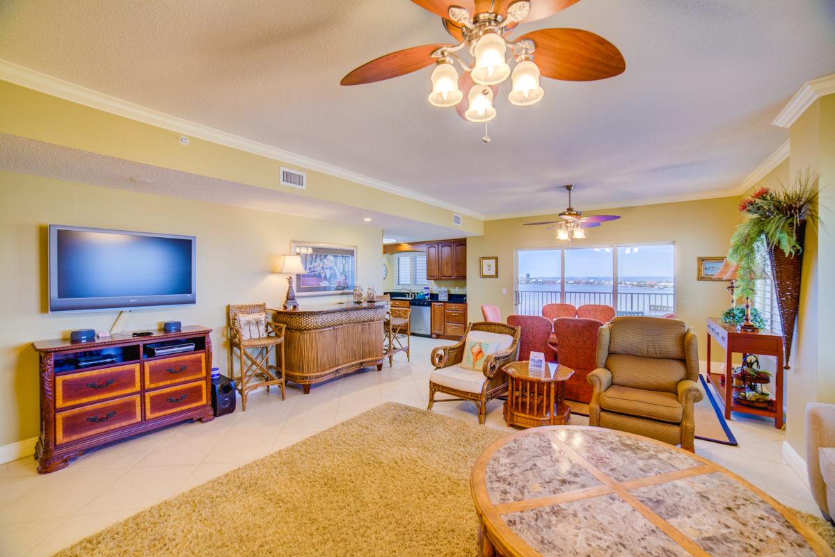 South Harbour #9F Condo rental in South Harbour ~ Pensacola Beach Vacation Rentals by BeachGuide in Pensacola Beach Florida - #6