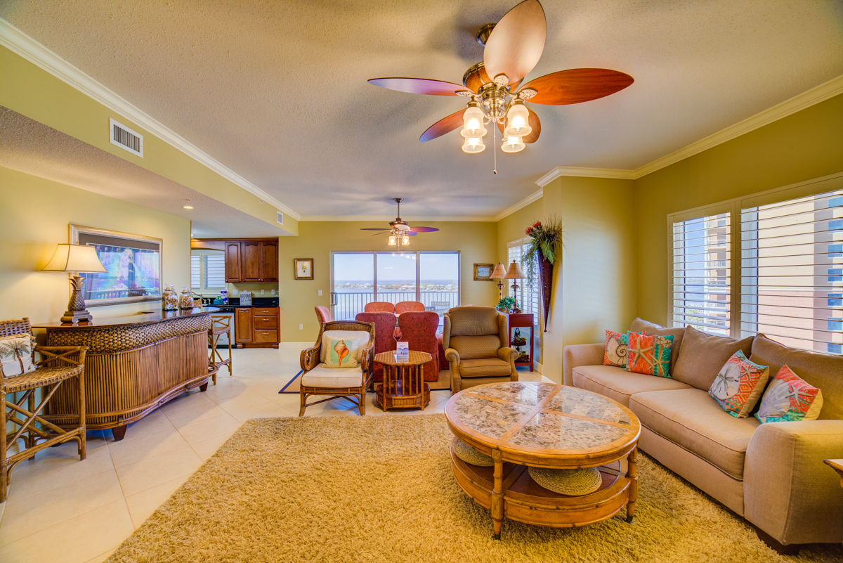 South Harbour #9F Condo rental in South Harbour ~ Pensacola Beach Vacation Rentals by BeachGuide in Pensacola Beach Florida - #10