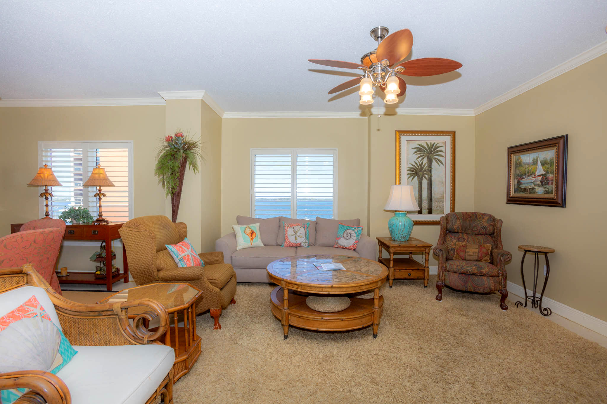 South Harbour #9F Condo rental in South Harbour ~ Pensacola Beach Vacation Rentals by BeachGuide in Pensacola Beach Florida - #12