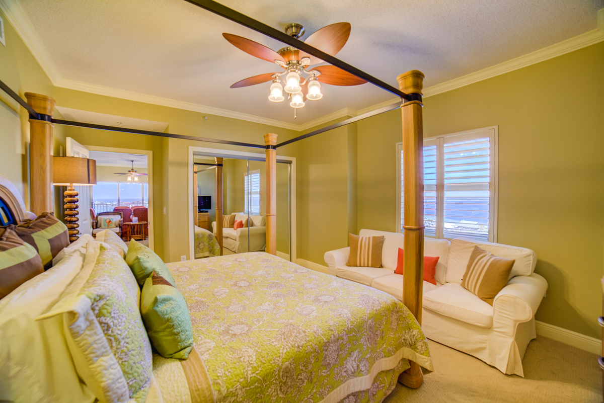 South Harbour #9F Condo rental in South Harbour ~ Pensacola Beach Vacation Rentals by BeachGuide in Pensacola Beach Florida - #22