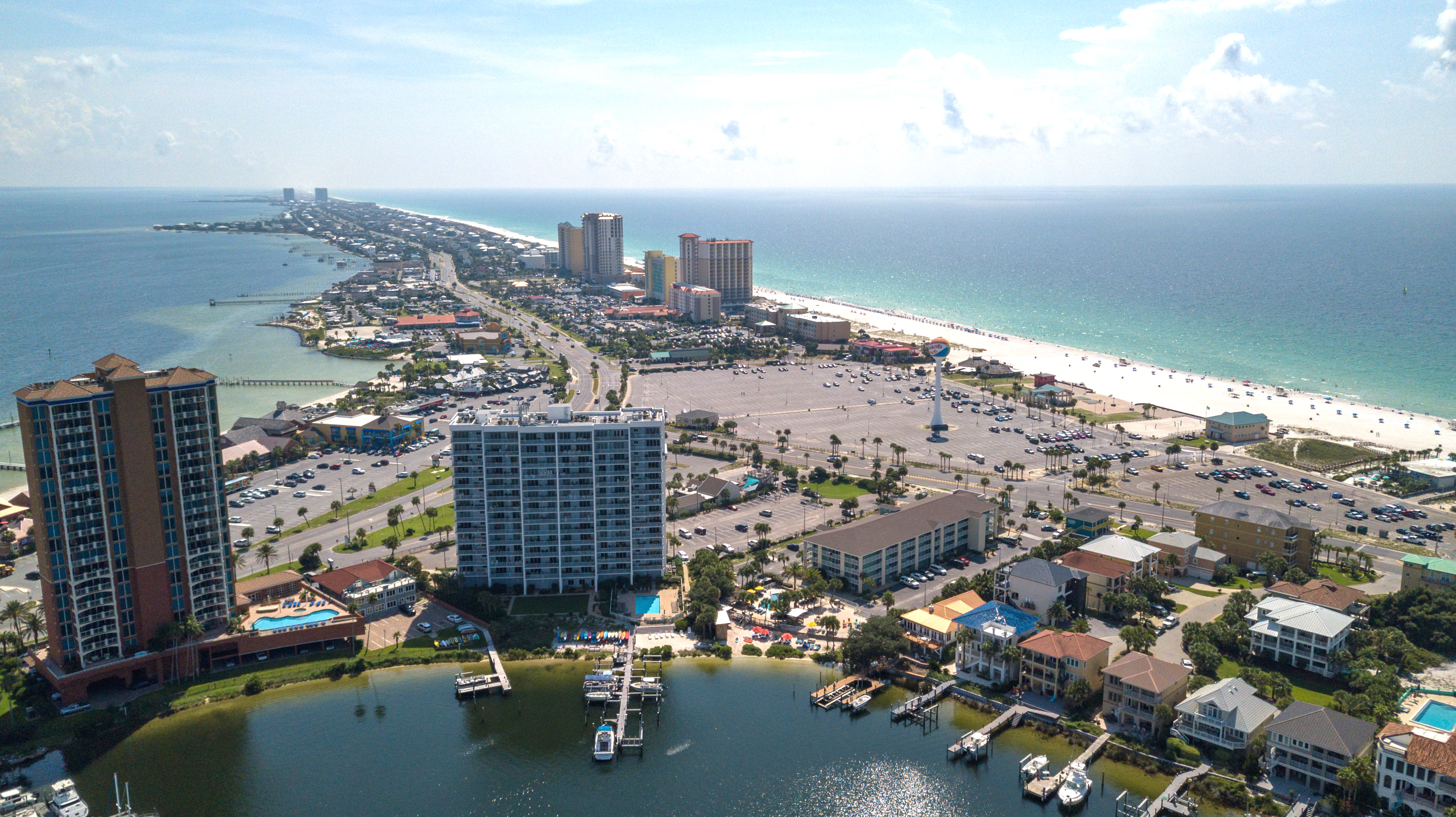 South Harbour #9F Condo rental in South Harbour ~ Pensacola Beach Vacation Rentals by BeachGuide in Pensacola Beach Florida - #46