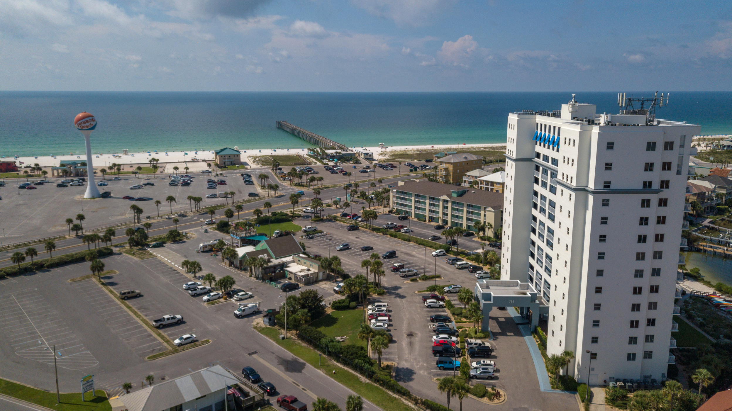 South Harbour #9F Condo rental in South Harbour ~ Pensacola Beach Vacation Rentals by BeachGuide in Pensacola Beach Florida - #47