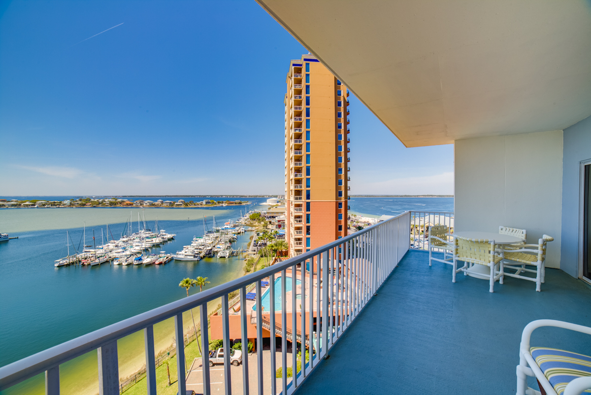 South Harbour #9F Condo rental in South Harbour ~ Pensacola Beach Vacation Rentals by BeachGuide in Pensacola Beach Florida - #48