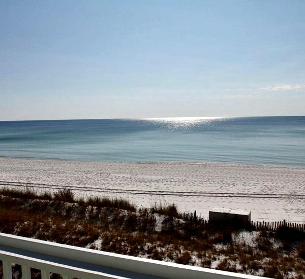 300 feet of private beach at Southbay by the Gulf in Destin Florida