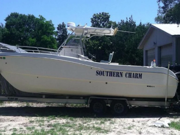 Southern Charm Fishing Charters in Fort Walton Beach Florida