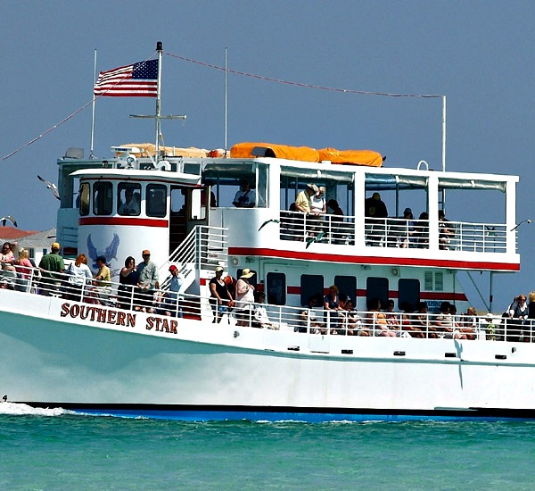 Southern Star Dolphin Cruises in Destin Florida