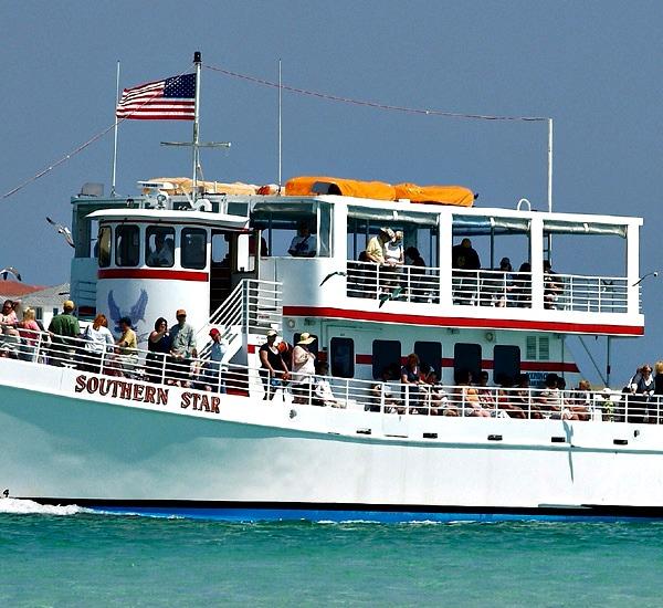 Southern Star Dolphin Cruises in Destin Florida