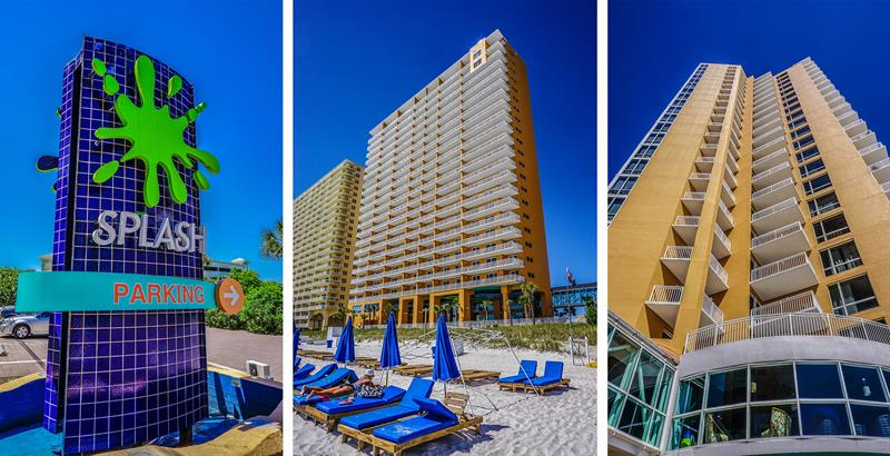 Splash Resort 103E Panama City Beach Condo rental in Splash Resort in Panama City Beach Florida - #24