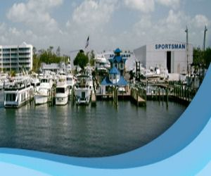 Sportsman Marina in Orange Beach Alabama