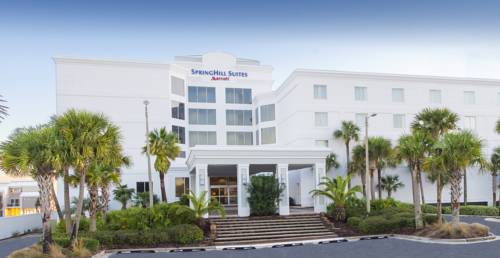 Springhill Suites By Marriott Pensacola Beach in Gulf Breeze FL 38