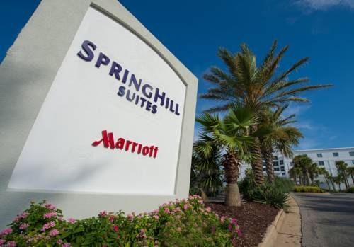 Springhill Suites By Marriott Pensacola Beach in Gulf Breeze FL 59