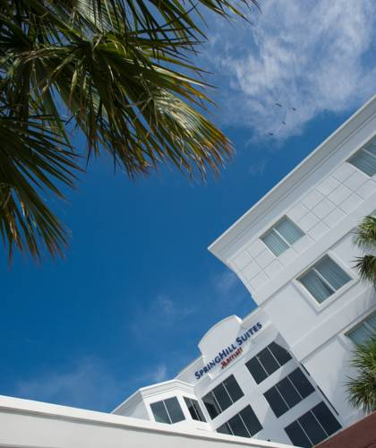 Springhill Suites By Marriott Pensacola Beach in Pensacola Beach FL 23