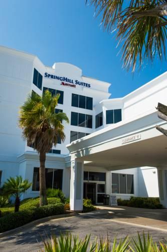 Springhill Suites By Marriott Pensacola Beach in Pensacola Beach FL 38