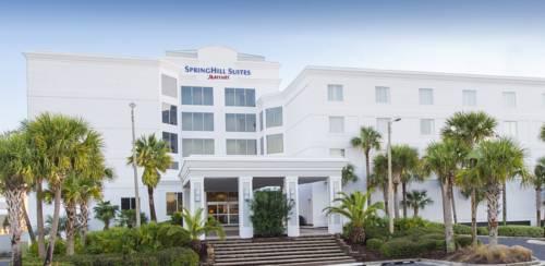 Springhill Suites By Marriott Pensacola Beach in Pensacola Beach FL 01