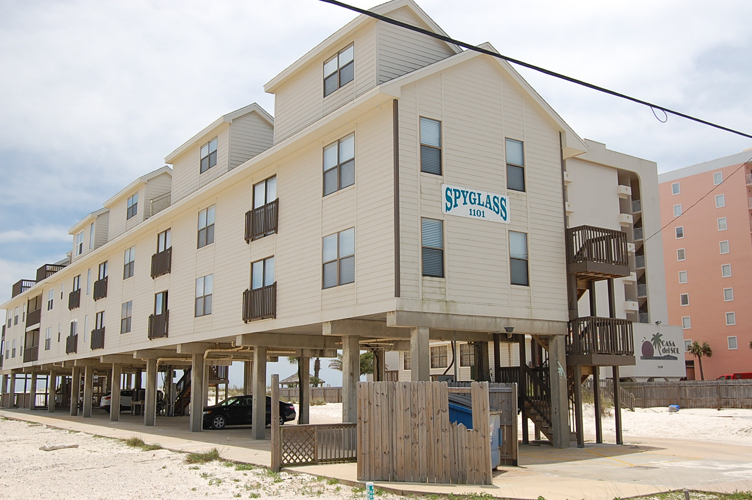 SPYGLASS 101-A Condo rental in Spyglass - Gulf Shores in Gulf Shores Alabama - #17