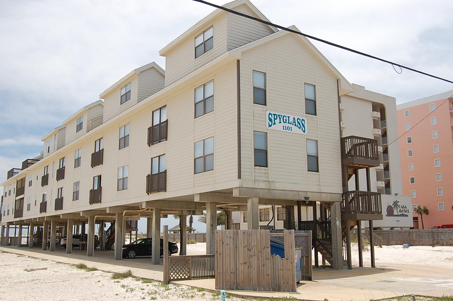 Spyglass 106-B Condo rental in Spyglass - Gulf Shores in Gulf Shores Alabama - #8