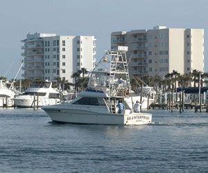 SS Enterprise in Destin Florida