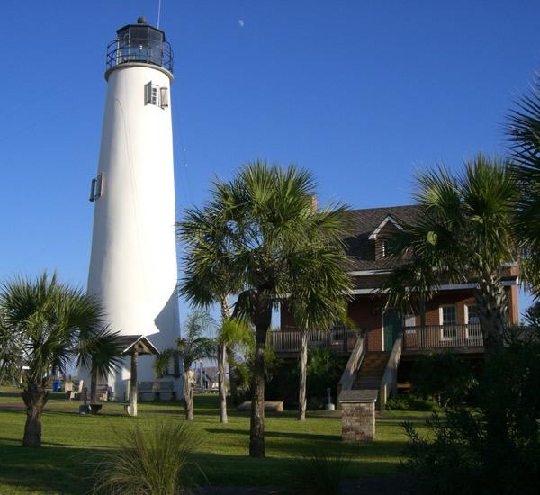 St George Island Lighthouse & Museum in St. George Island Florida