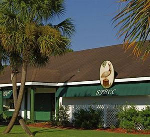 St. Joseph's Bay Golf Club in St. George Island Florida